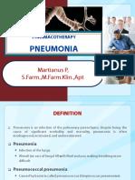 Farter Pnemonia