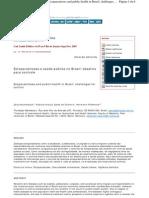Ectoparasitoses e saúde pública no Brasil