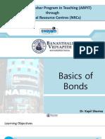 11 Kapil Sharma_Basics of Bond 2019