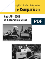 AP-1000B vs Cedarapids CR551 (QEXQ9703)