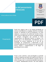 Las organizaciones en Venezuela