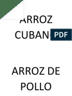 ARROZ CUBANO.docx