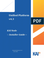 05012016_KAI UP v4.3_KAI Node Installer Guide_v4.1.1 (Omesti Malaysia)