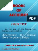 Books of Accounts