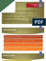Tema1 Documentos Medico Legales