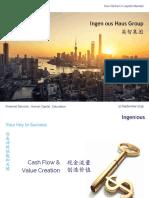 Ingenious ExecutiveOverview 30Sep2019