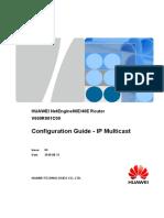Configuration Guide - IP Multicast(V600R001C00_04).pdf