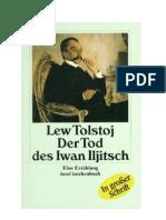 Tolstoi_Leo N - Der Tod Des Iwan Iljitsch