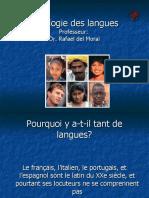 SOCIOLOGIE DES LANGUES