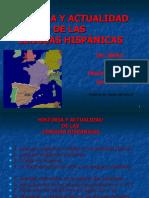 HISTORIA Y ACTUALIDAD DE LAS LENGUAS HISPÁNICAS 1 de 2