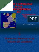 HISTORIA Y ACTUALIDAD DE LAS LENGUAS HISPÁNICAS - 2 de 2