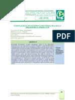 Nursing Science Development for Nursin Practice a Phylosophycal Perspective