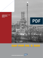 SAP FOR OIL u GAS
