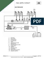 RENAULT DCI - Priming Pump - Commonrail