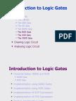390129 Introduction to Logic Gates