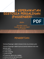 Askep Distosia Passenger 2