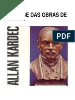 Sinopse Das Obras de Allan Kardec [Formato A6]