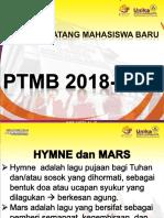 PPT1 - Mengenal PTMB Dan Unika Soegijapranata