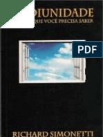 Richard Simonetti - Mediunidade (Perguntas e Respostas) [Formato A6]