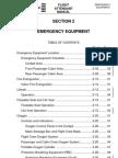 FAM SEC 2 Emergency Equipment