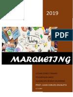 Planificacion en Mercado