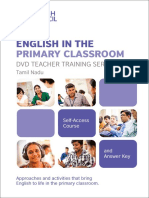 English in primary classroom