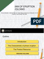 PLINIAN ERUPTION TYPE OF VOLCANO.pptx