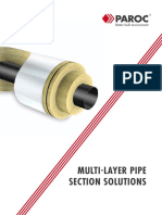 Multilayer Pipe Section Solutions INT