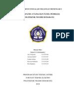 Laporan Survey Inst.teg.Menengah 2
