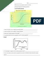 Population Ecology Graph Worksheet 2
