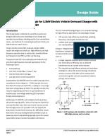 Design Guide Llc Resonant Tank Design 3 3kw Ev Board Charger Obc 20170505