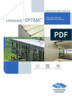 SG Lysaght Trimdek Optima Brochure
