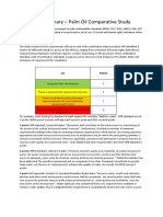 Executive Summary - A Comparison of Leading Palm Oil Certification Standards