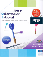 Formación y Orientació Laboral