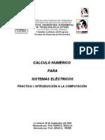 Calculo Numerico Para Sistemas Electricos