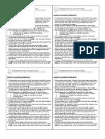 Sample locker guideline