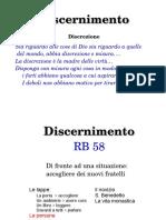 p. Zeno Discernimento - Diapositive
