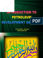 [p.T] Petroleum Development Geology
