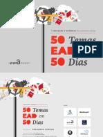 eBook 50 Temas EAD Em 50 Dias