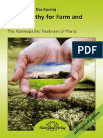Vaikunthanath Das Kaviraj - Homeopathy for Farm and Garden_ the Homeopathic Treatment of Plants-Narayana (2018)
