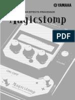 Magicstomp Mk2 En
