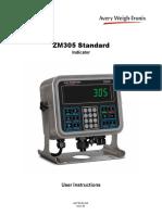 ZM-305 Manual