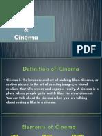 Film and Cinema Group 6
