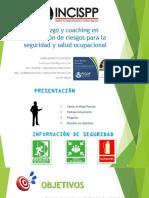 10. Liderazgo y Coaching en Prevencion de Riesgos Para La Seguridad y Salud Ocupacional
