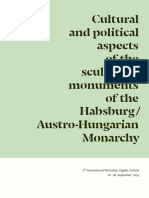Cultural and Political Aspects of the Sculptural Monuments of the Habsburg - Austro-Hungarian Monarchy Programme