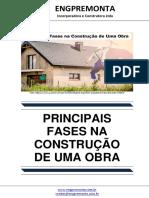 Principais Fases Na Construção de Uma Obra