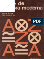 Curso de Algebra Moderna Peter Hilton
