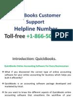 Quickbooks Support Phone Number