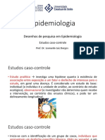 Epidemiologia -  Aula 06