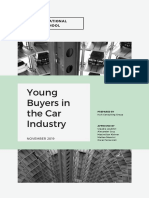 Young Buyers in the Car Industry (Peugeot suggestions)